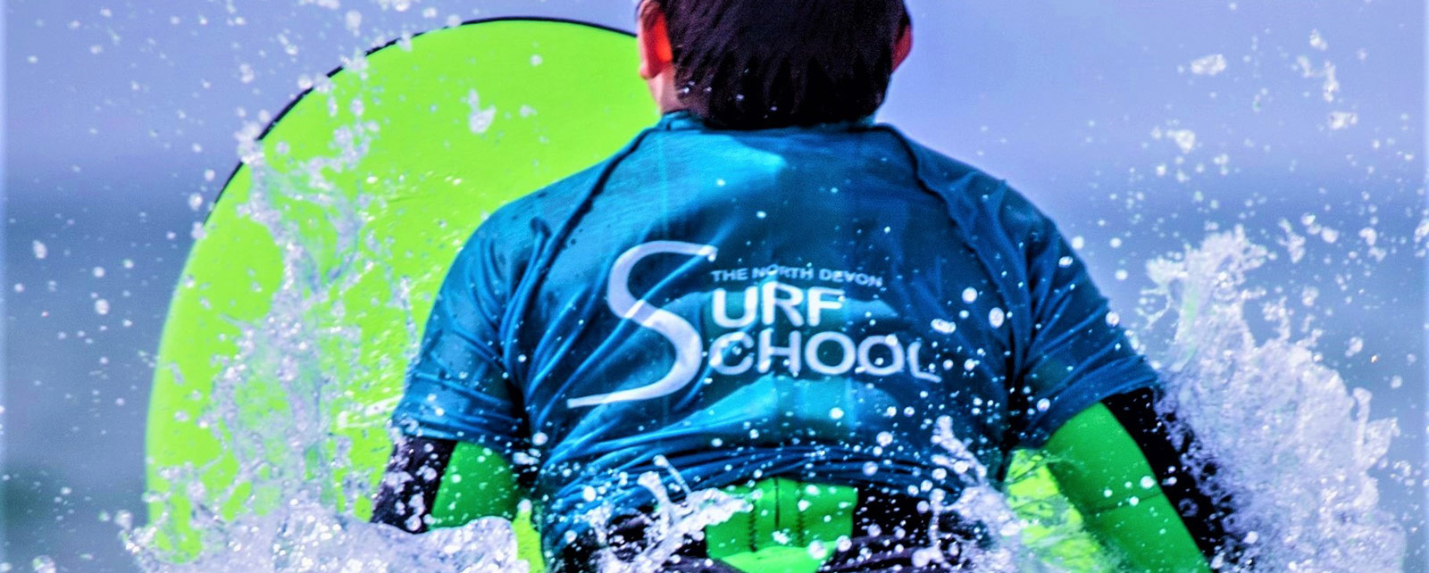 Learn the basics of surfing